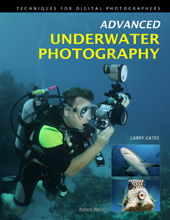 mouse click image to order my second book- Advanced Underwater Photography