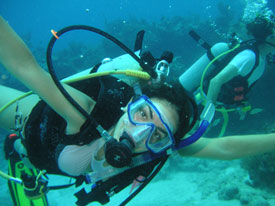 scuba diving is just plain fun in the Florida Keys